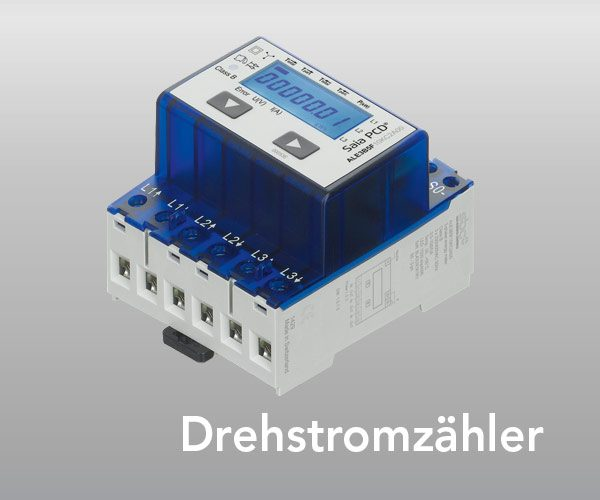 switch it - Produkte Drehstromzaehler