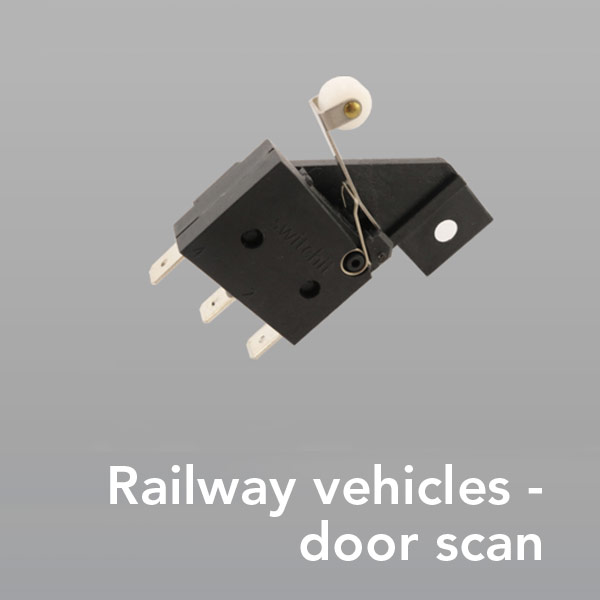Railway-vehicles Door-scan
