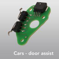 Appliation examples Cars - door-assist