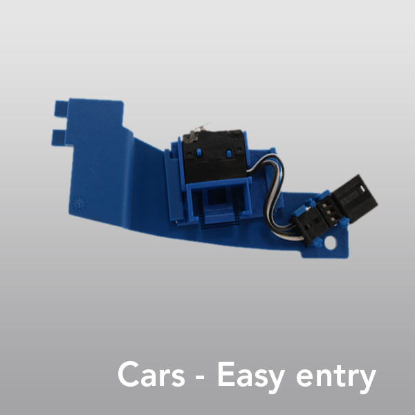 switch it - Appliation examples - Cars - easy entry