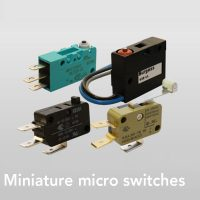 Products Miniature micro-switches