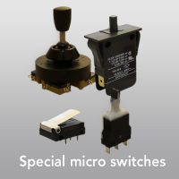 switch it - Products - Special Micro switches