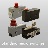 switch it - Products Standard micro-switches
