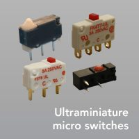switch it - Products ultraminiature microswitches
