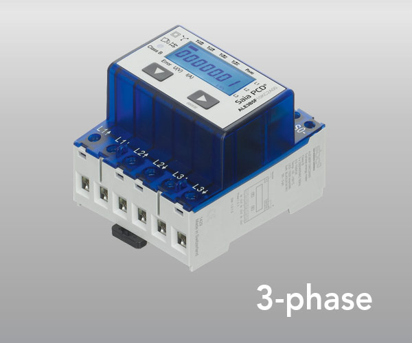 switch it - Products energy-meter 3-phase